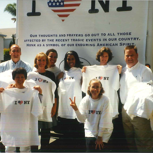 Blood donors after September 11, 2001
