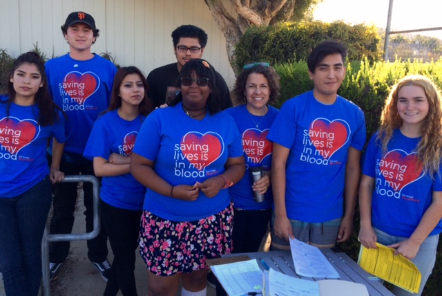 Alta Vista High School Blood Drive