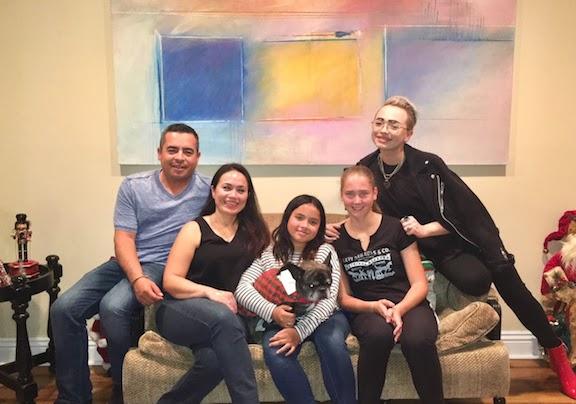 Ulloa-Gomez Family