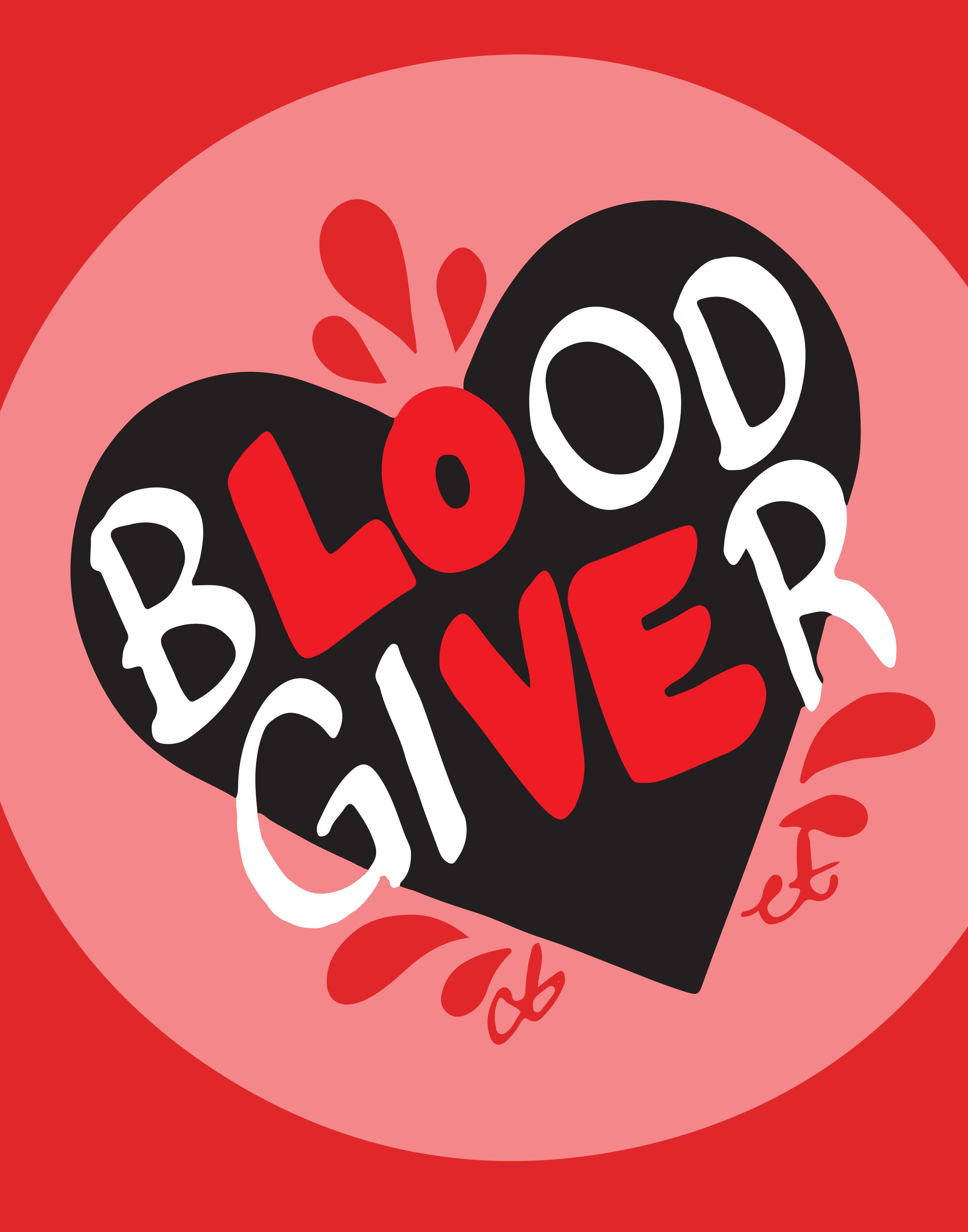 Cassi Tichy Blood Giver Valentine