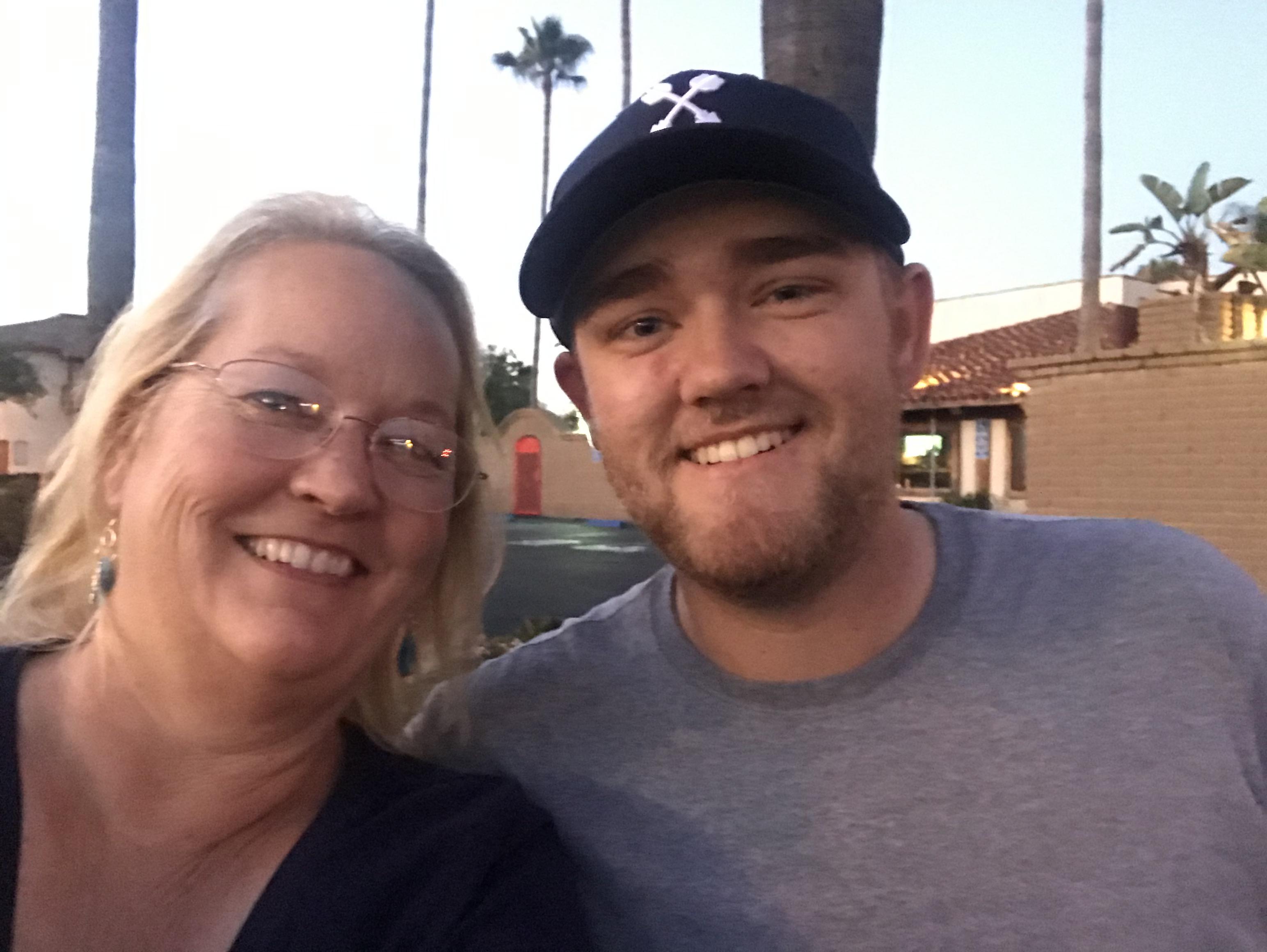 Dawn Norby Cancer Survivor and Son Trevor