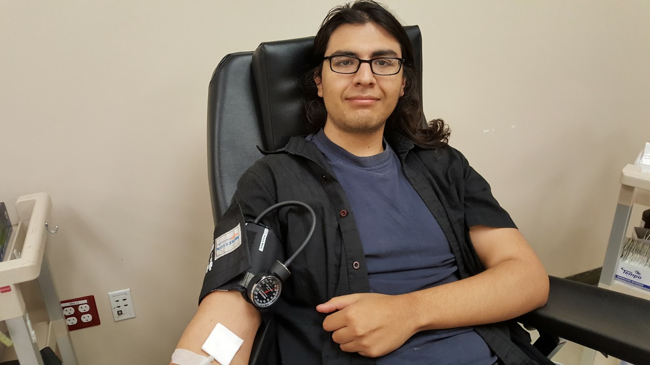 National Blood Donor Month Blood Donor