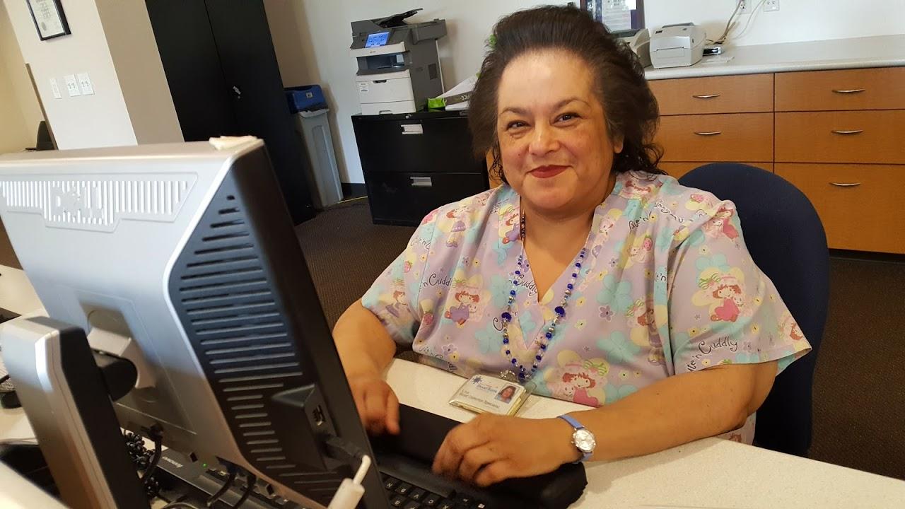 Staff Lisa