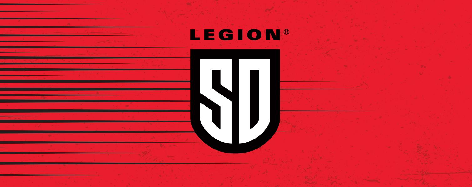 SD Legion Logo