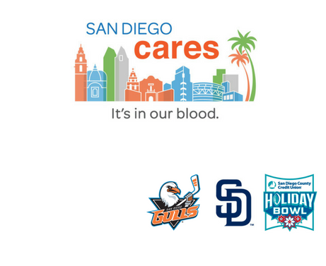 San Diego Cares: It's in our blood