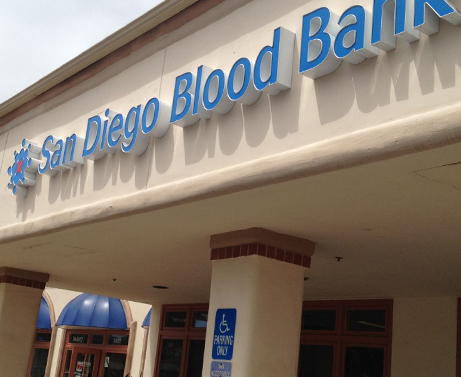 San Diego Blood Bank Donor Center