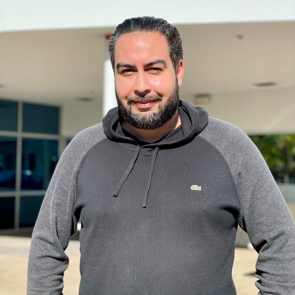 Ruben Rodriguez - Asst. Manager, Business Development, SDBB